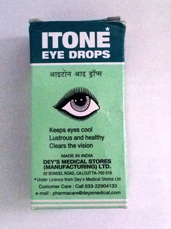 Buy Itone Herbal Eye Drop Keeps Eyes Cool, Lustrous And Healthy-10Ml Online  at Low Prices in India - Amazon.in