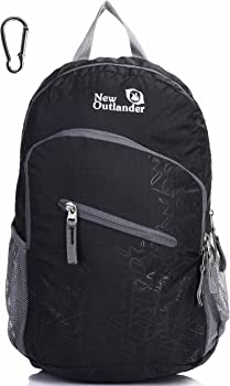 Outlander 20L Lightweight Travel Hiking Backpack