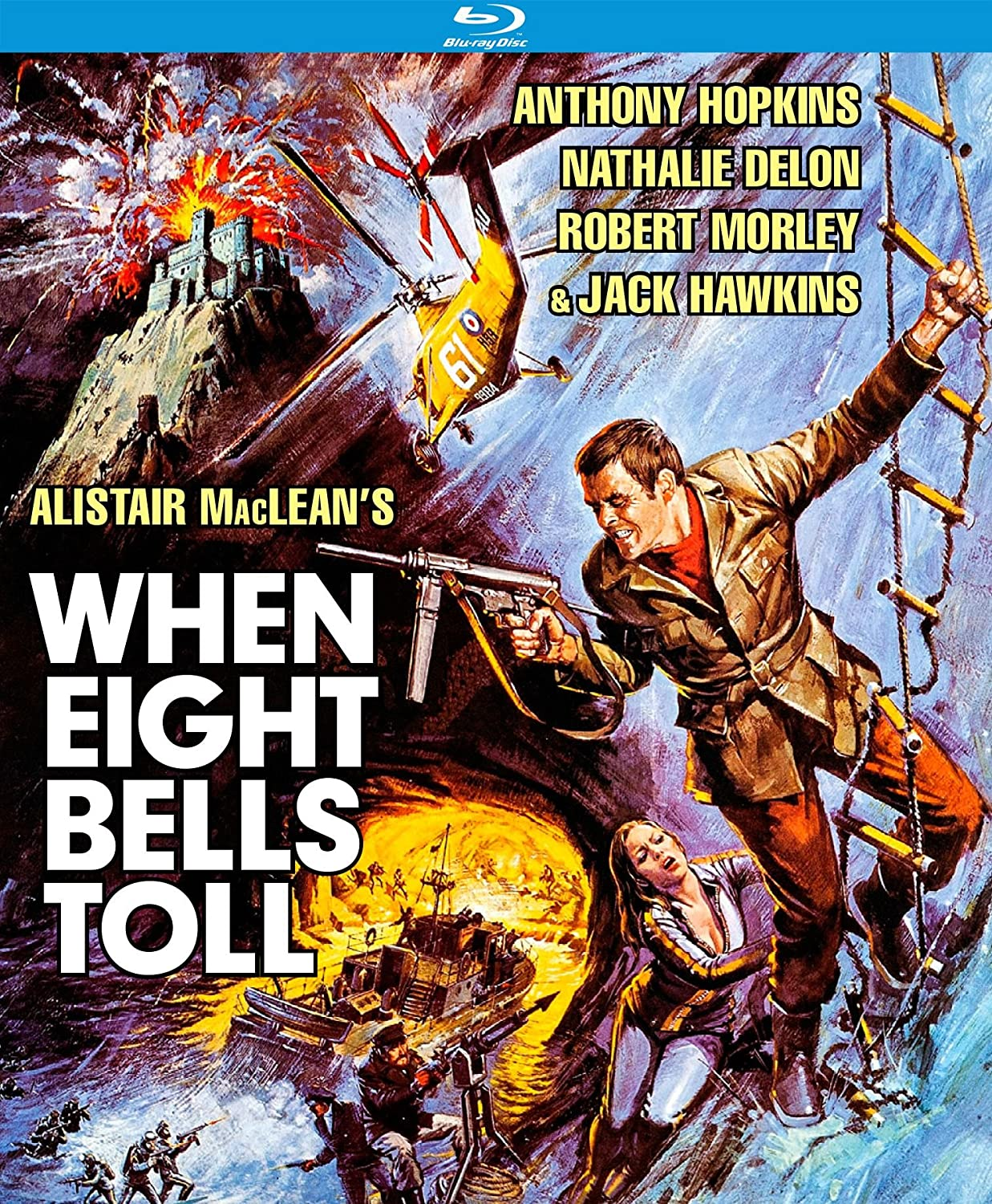 Image result for When Eight Bells Toll movie poster