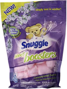 Snuggle Laundry Scent Boosters, Lavender Joy, 20 Count (Pack of 6)