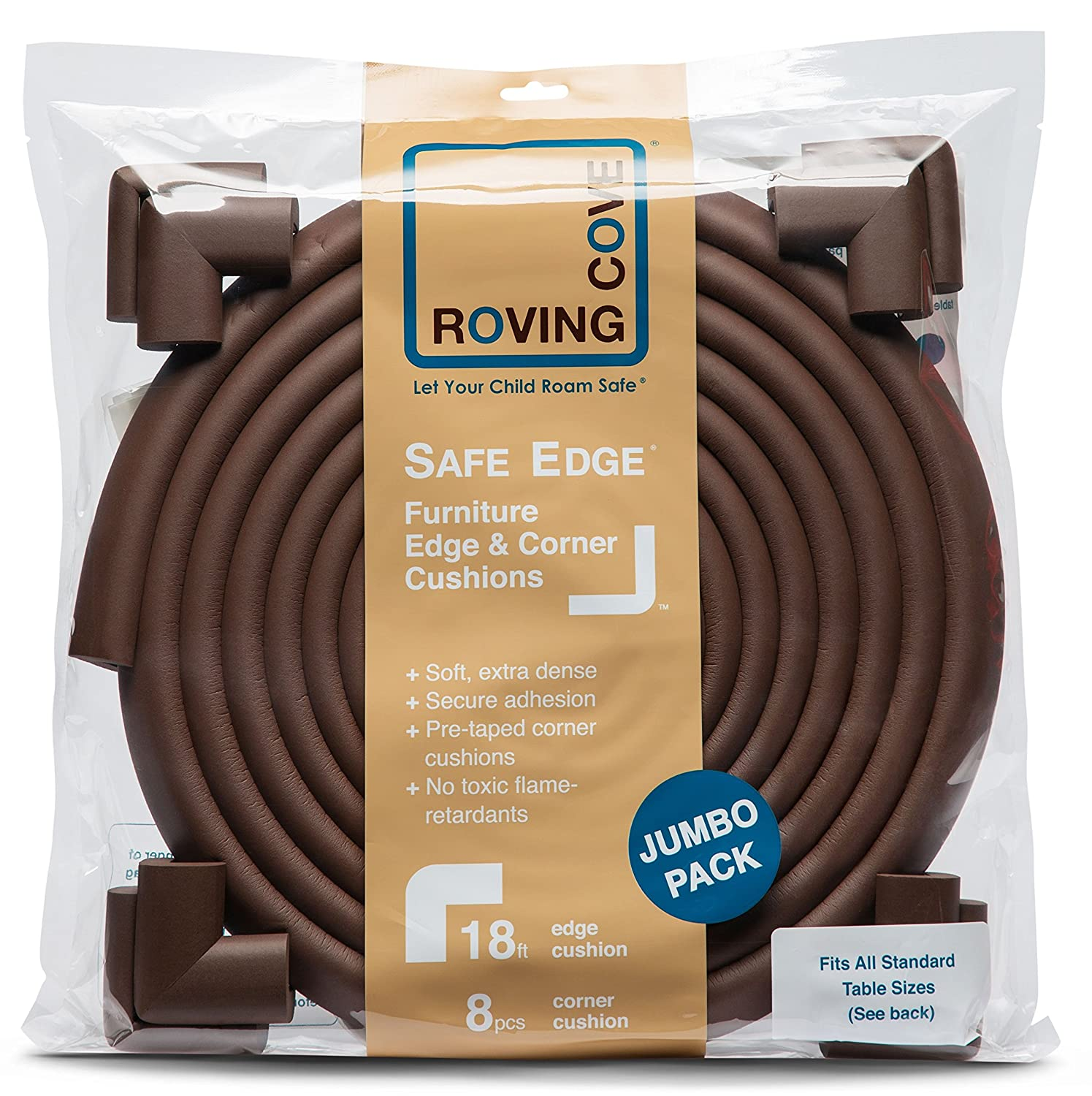Amazon Roving Cove 20 4 ft [18ft Edge 8 Corners] Safe Edge