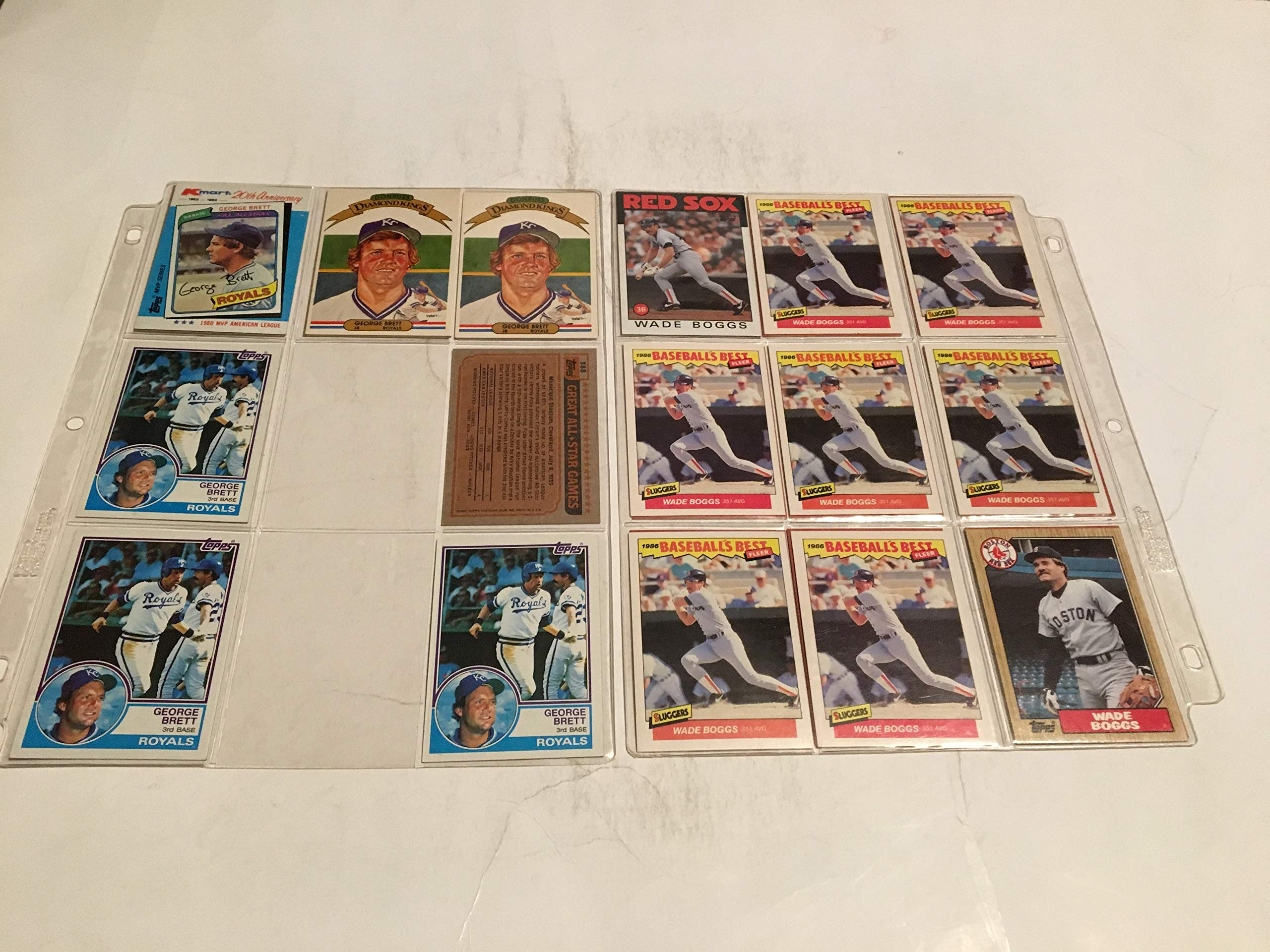 Trading Cards LOT of Vintage 1970S and 1980S