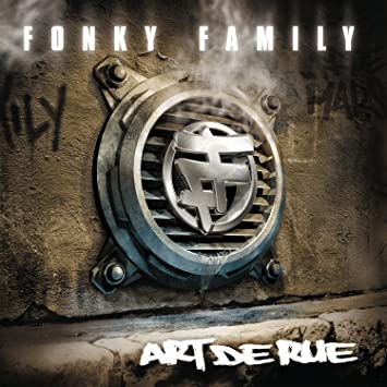 album fonky family art de rue