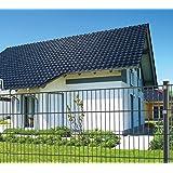 Holiday Garden Clôture de jardin Grillage Anthracite Höhe 100cm anthrazit (RAL 7016)