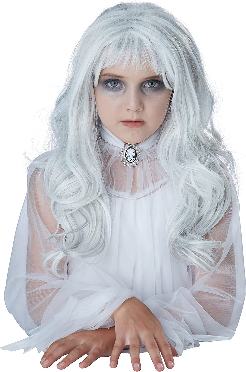 California Costumes Childs Ghost Wig