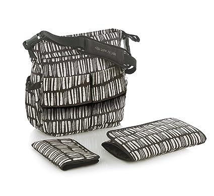 Bolso cambiador Jane para mamás (color negro): Amazon.es: Bebé