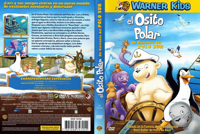 El Osito Polar: Un Visitante del Polo Sur. [DVD]: Amazon.es ...