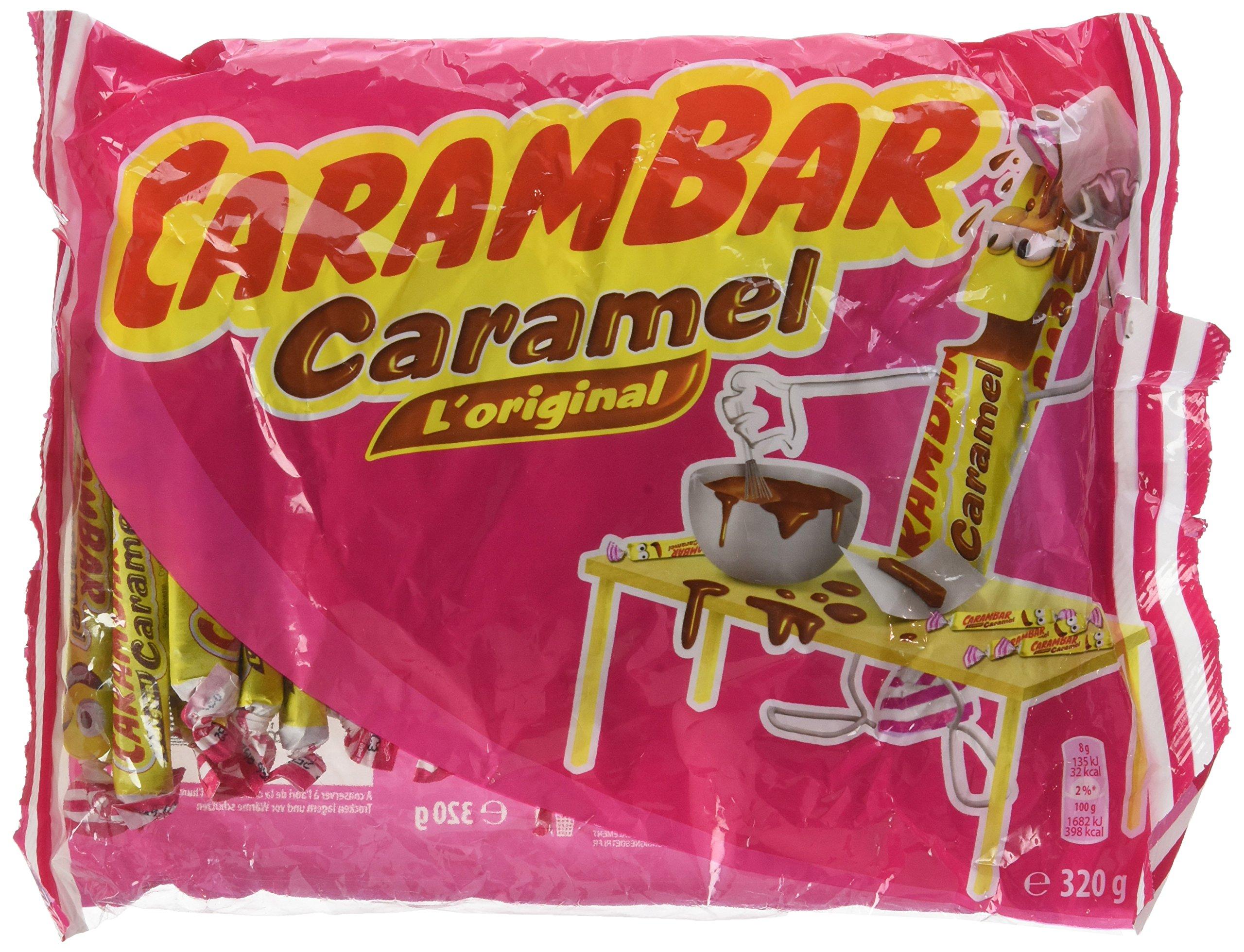 Carambar Caramel Family Bag (350g)