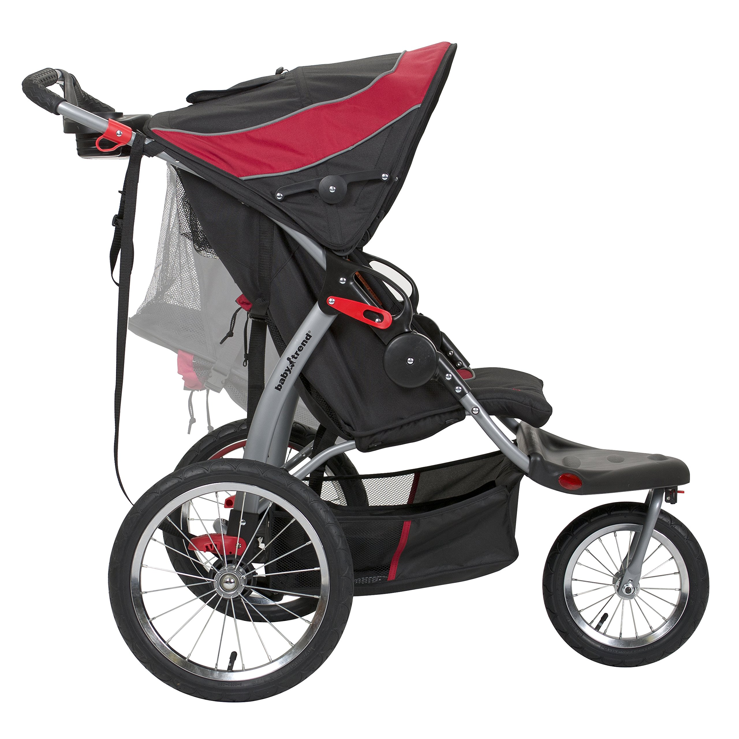 Baby Trend Expedition Double Jogger, Centennial by Baby Trend (Image #4)