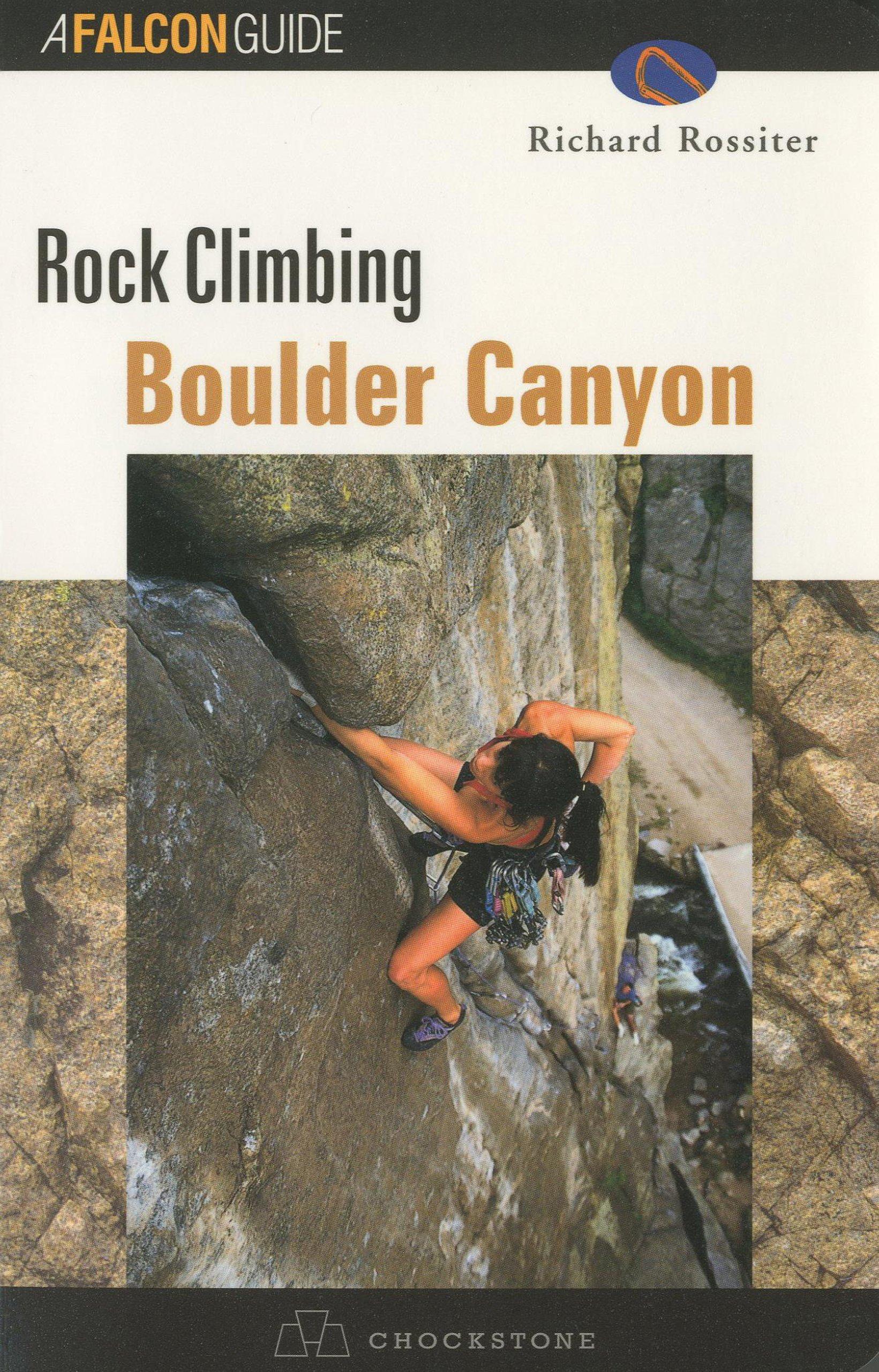 Rock Climbing Boulder Canyon Regional Rock Climbing Series ...