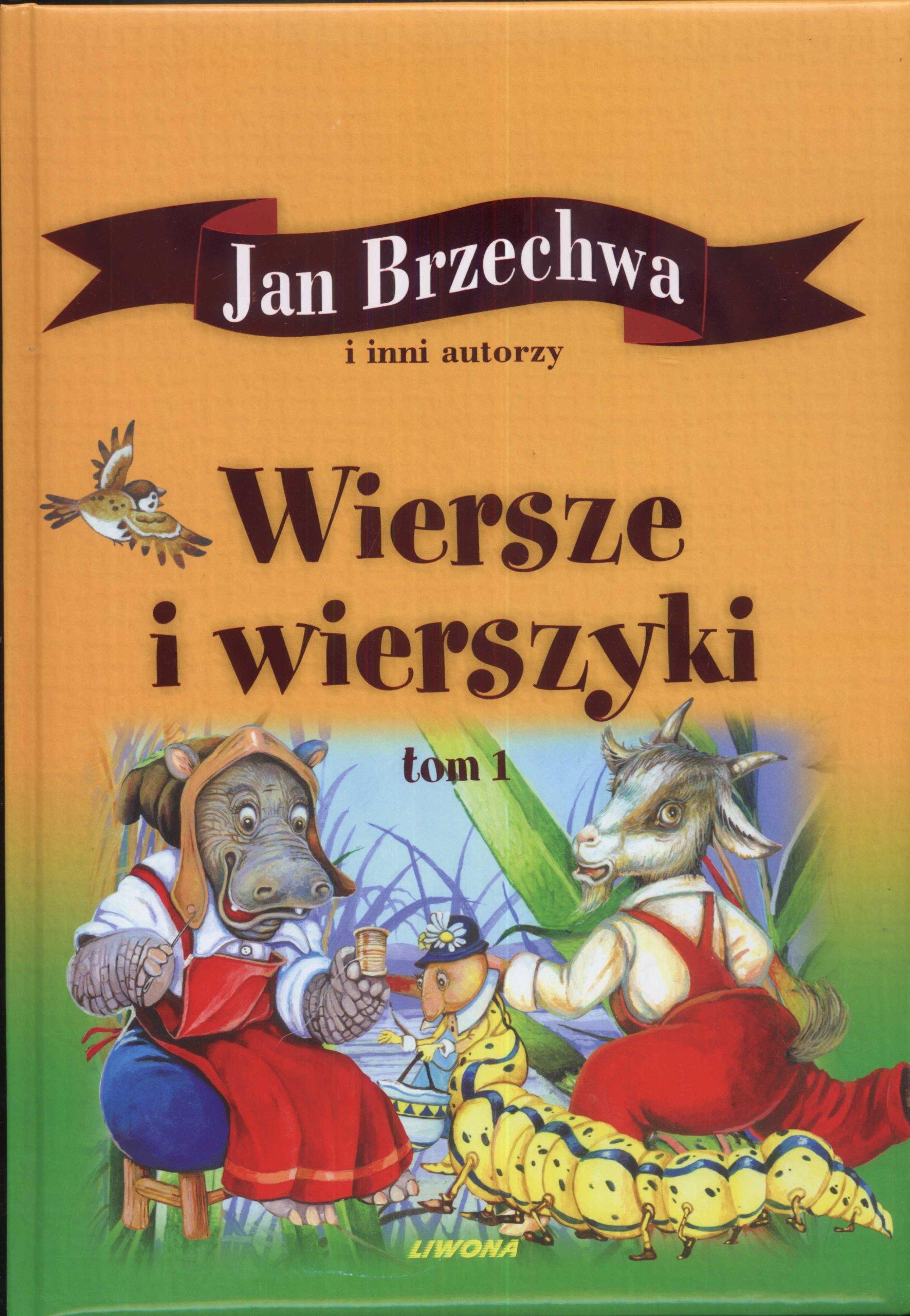 Wiersze I Wierszyki Tom 1 Amazones Jan Brzechwa Libros