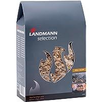 Landmann Raeucherchips Erle Selection, holz