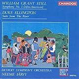 American Series, Vol. 3 - Still: Symphony No. 1 / Ellington: The River Suite