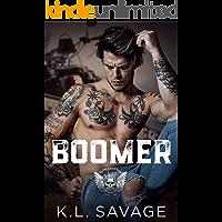 Boomer (Ruthless Kings MC Book 2)