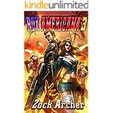 Pox Americana 3: A Post-Apocalyptic Pulp Men's Adventure