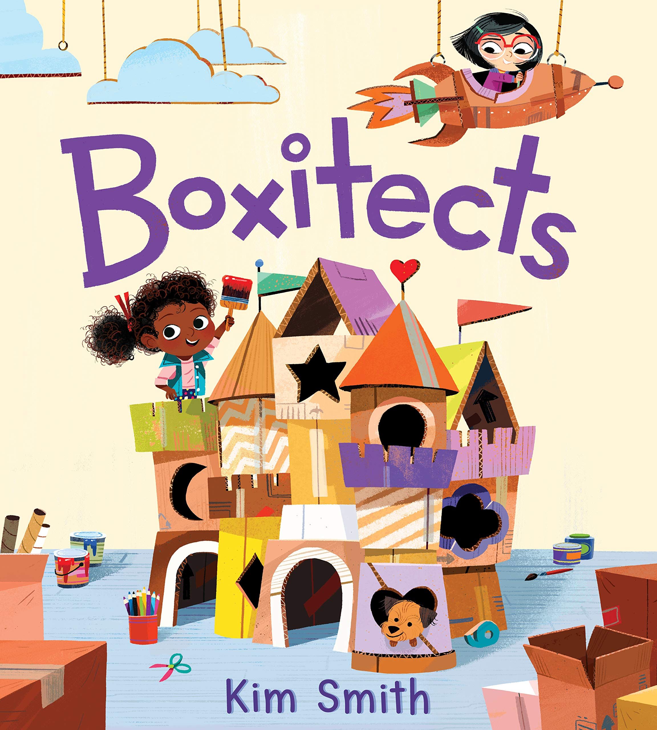 Boxitects: Smith, Kim: 9781328477200: Amazon.com: Books