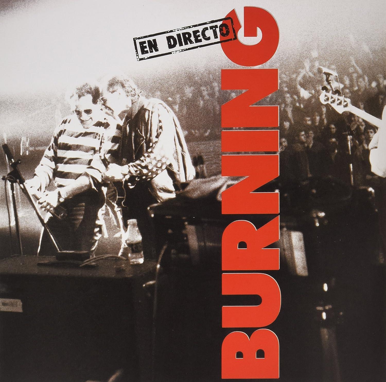 Burning En Directo : Burning: Amazon.es: Música