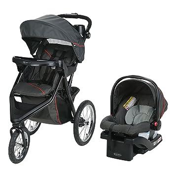 Amazon.com: Graco Trax Jogger sistema de viaje, Evanston: Baby