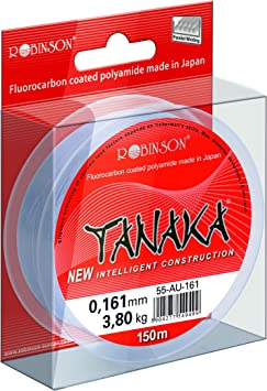 Robinson Tanaka Flourocarbon coated 150m 0,283mm 9,75kg