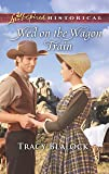 Wed on the Wagon Train (Love Inspired Historical)