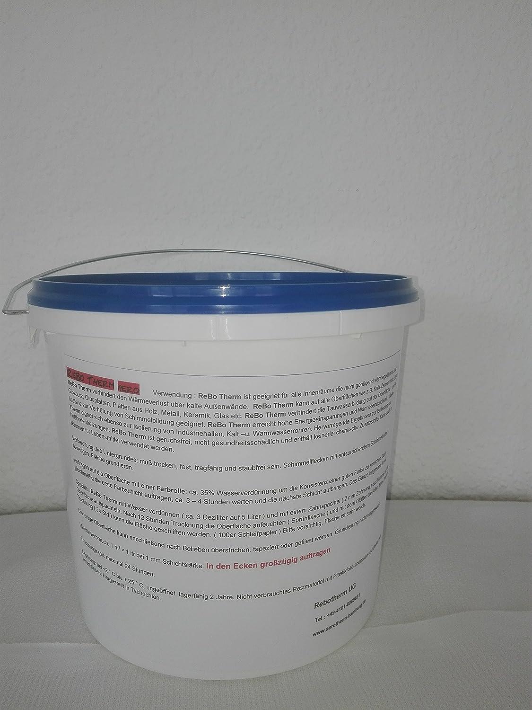 AURATHERM Thermoputz gegen kalte Wände und Schimmel mit nur 1 mm Anstrich