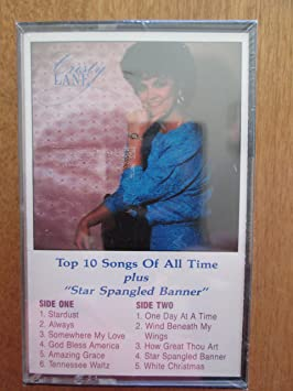 Cristy Lane - Top 10 Songs of All Time Plus Star Spangled Banner