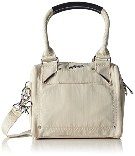 Kipling Keeya S kt Small Handbag Cream