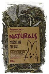 Rosewood Pet 1 Pouch Dandelion Delight Food For Small Animals