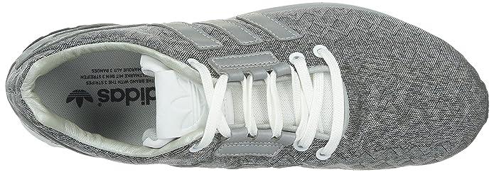 adidas Baskets & Tennis ZX Flux Tech Supcol Argmet Noiess 41 1/3 Homme uG1SPiF