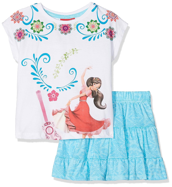 Disney Elena of Avalor Danse Conjunto de Ropa para Ni/ñas