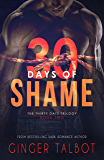 Thirty Days of Shame (English Edition)