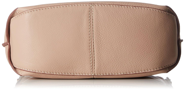 Damen Topsham Jewel Leder, Pink (Blush Pink Lea), 10x25x31 cm Clarks