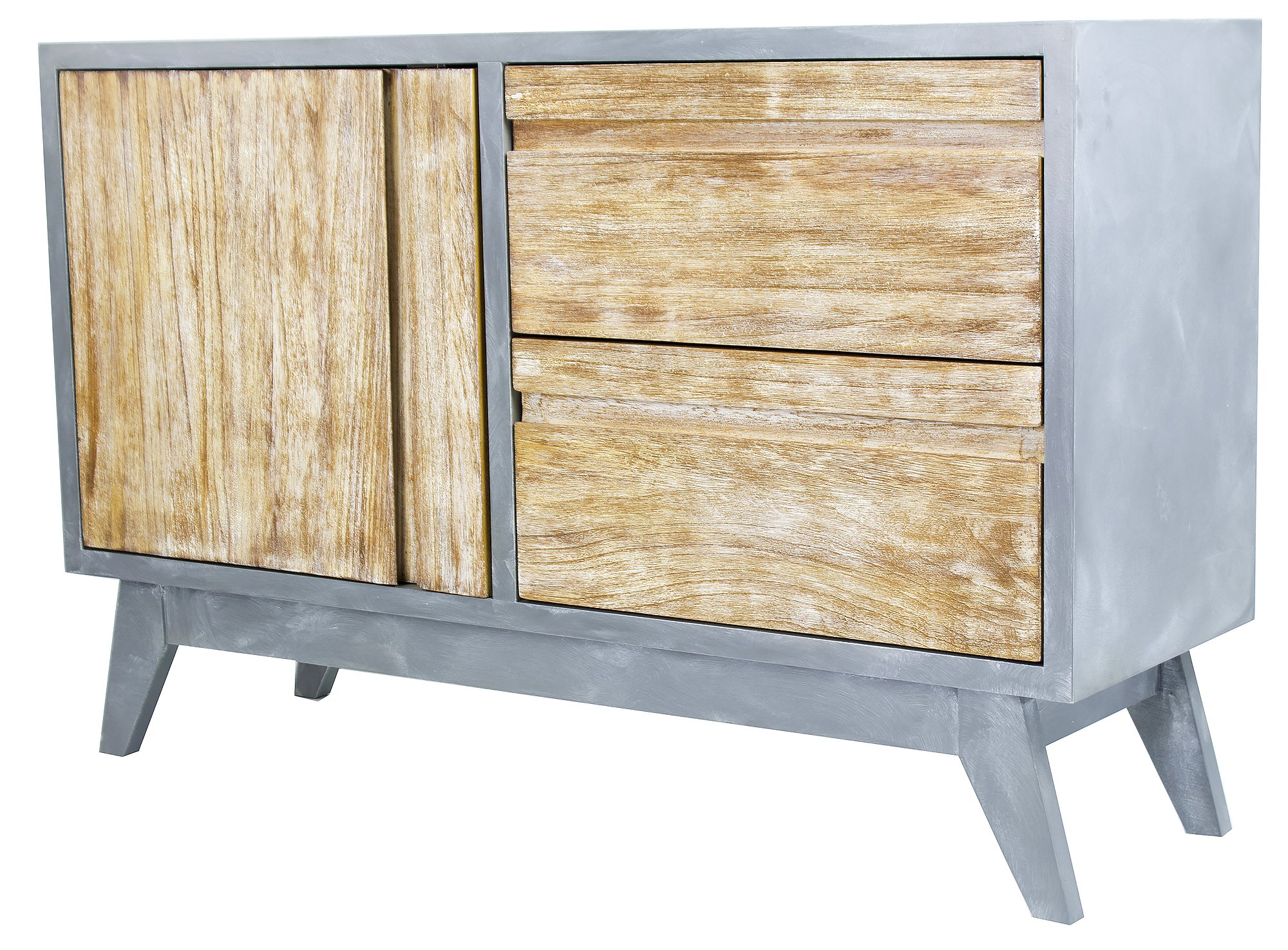 Heather Ann Creations W191348-2020A Carter 2-Drawer Sideboard Not Applicable