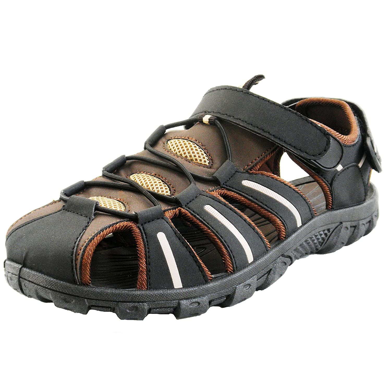 SoftMoc Women's CALEY 2 black 2 strap sport sandals