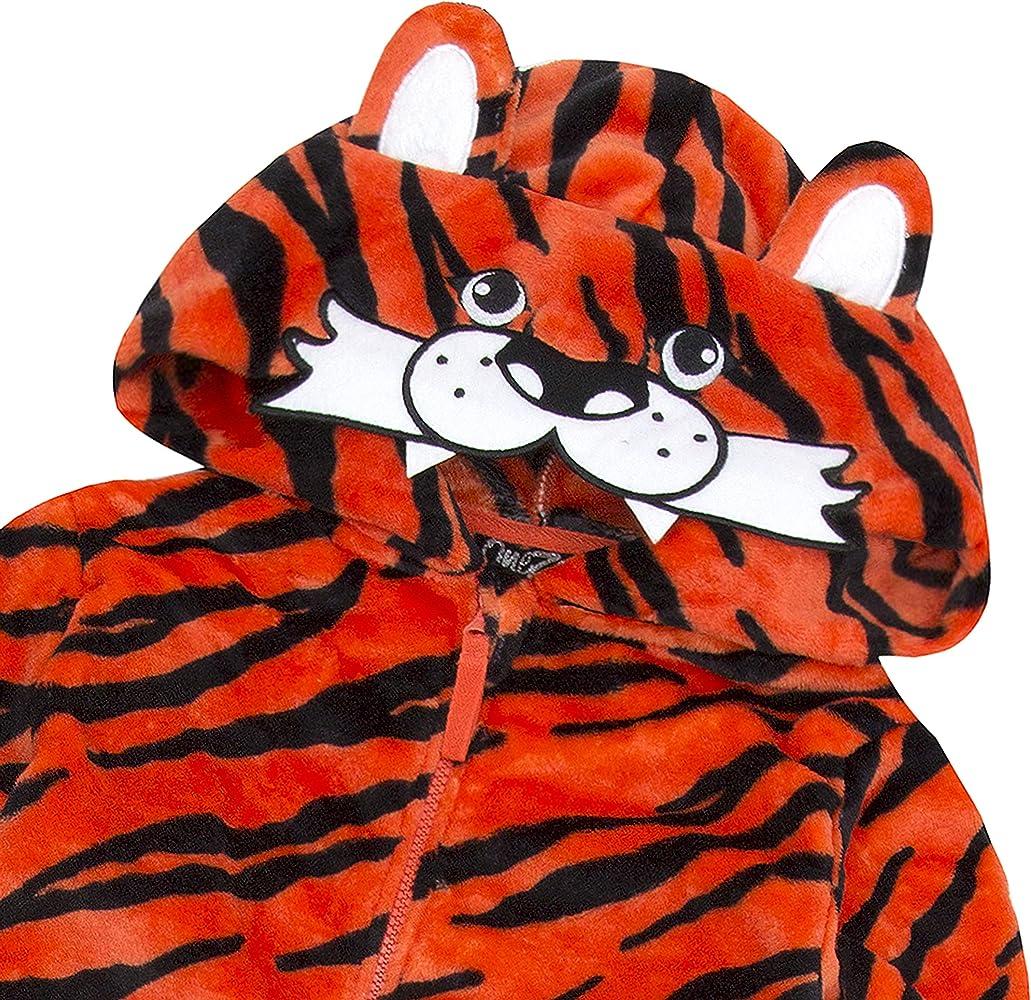 HALLOWEEN TIGER CHILD COSTUME ACCESSORY KIT 3pc ~ Birthday Party Supplies Boy