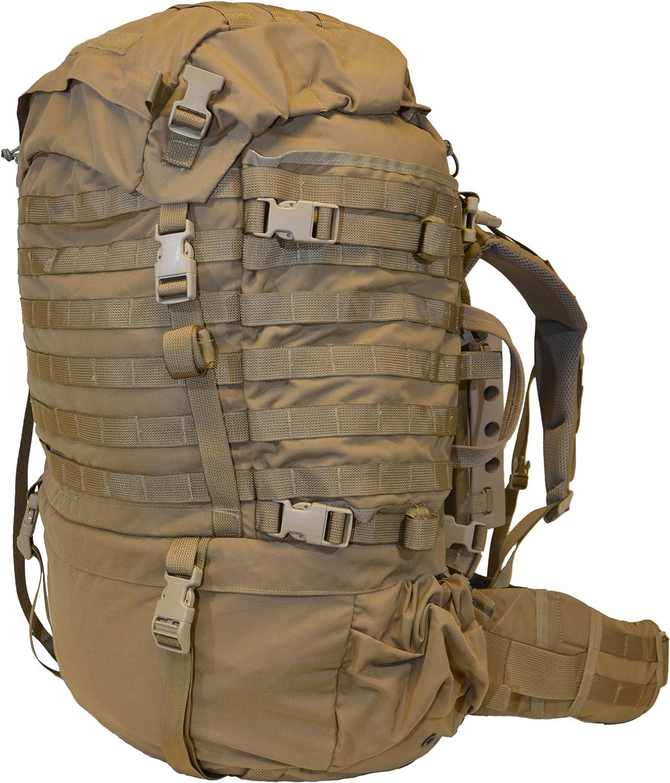 USMC COYOTE FILBE Rucksack Main Field Pack Waist Belt Harness /& TON FREE GEAR