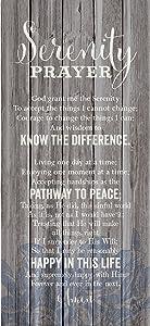 Dexsa Serenity Prayer…New Horizons Wood Plaque 5.5