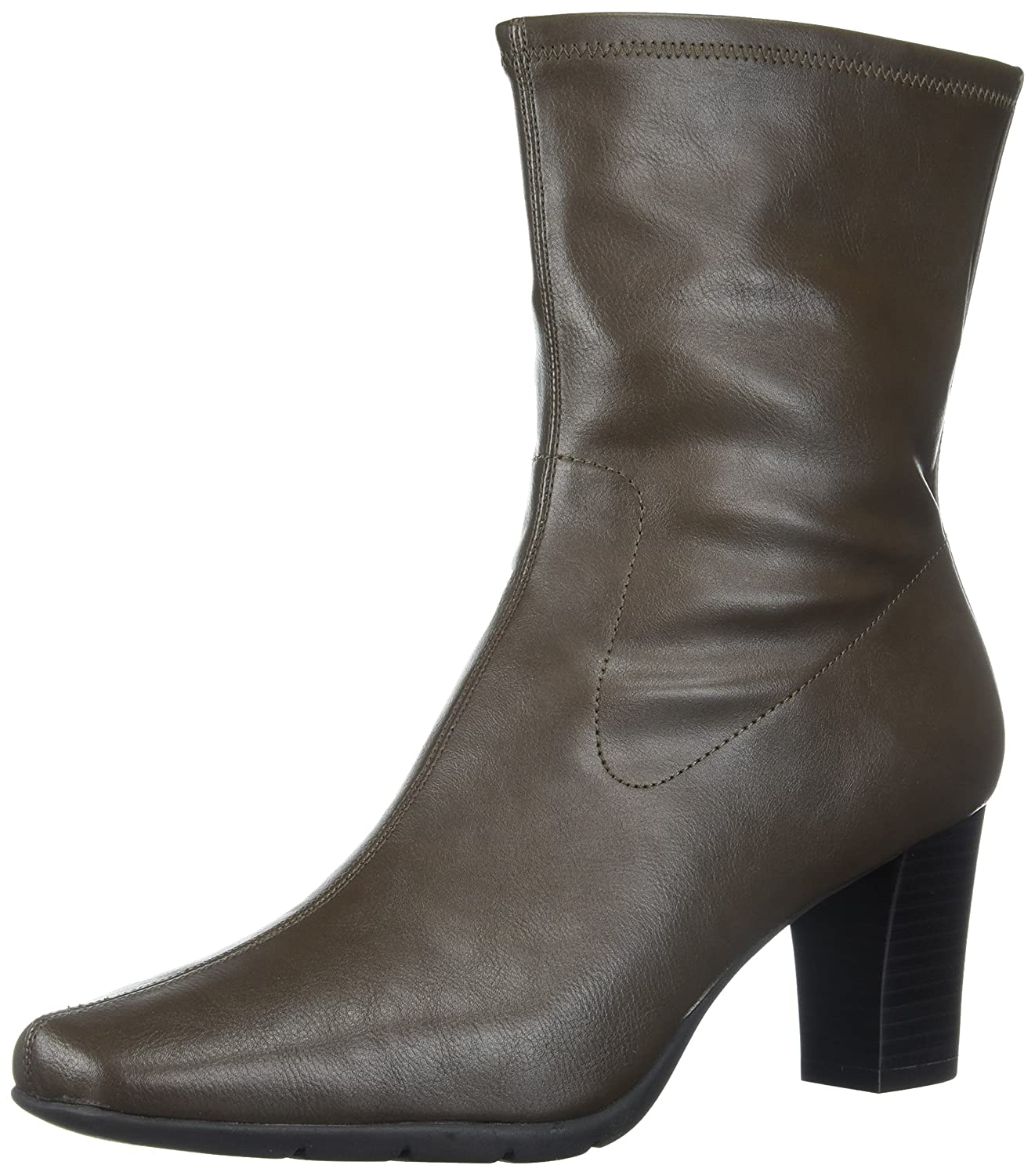 Aerosoles Women's Geneva 2 Mid Calf Boot B074H1F3KD 8 W US|Mushroom