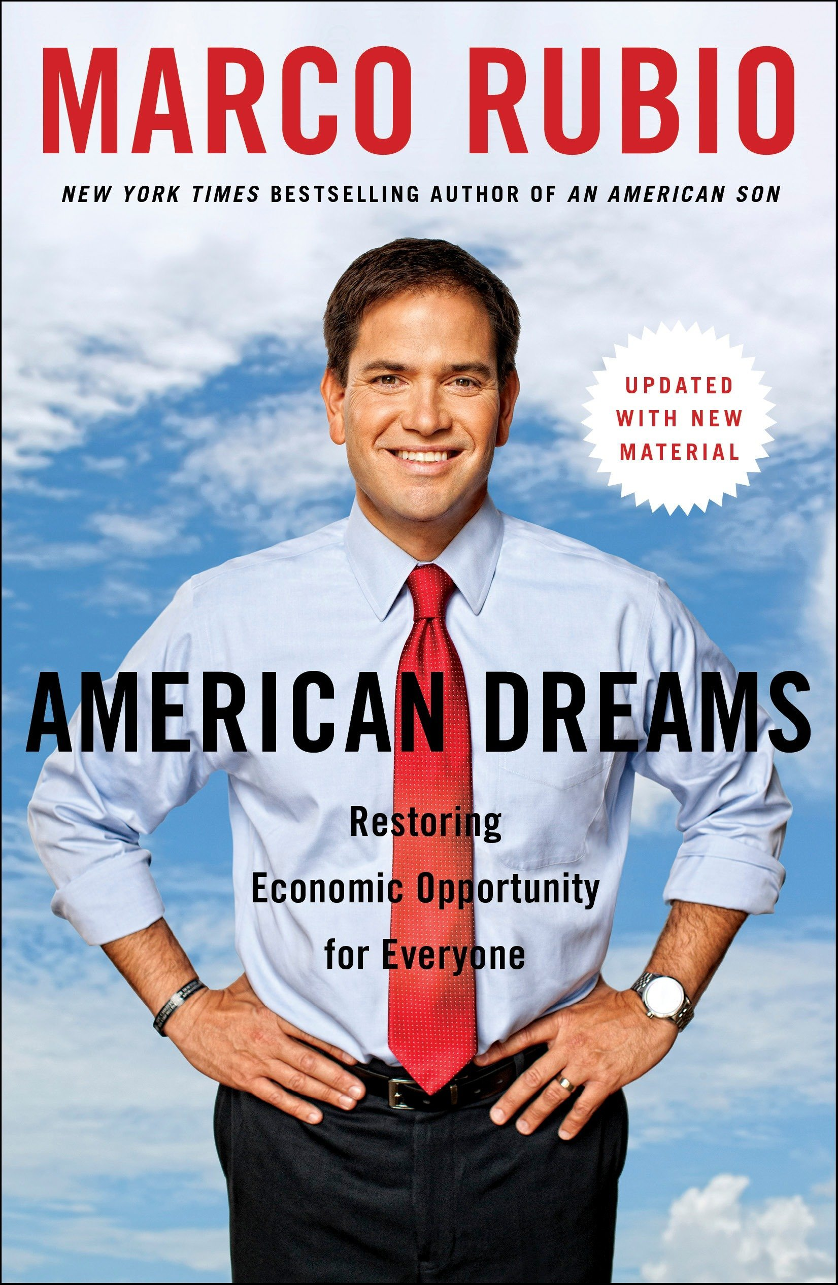 American Dreams: Restoring Economic Opportunity for Everyone: Marco ...
