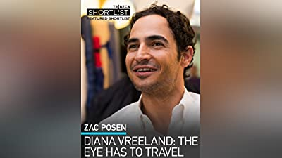 Zac Posen: Diana Vreeland: The Eye Has to Travel