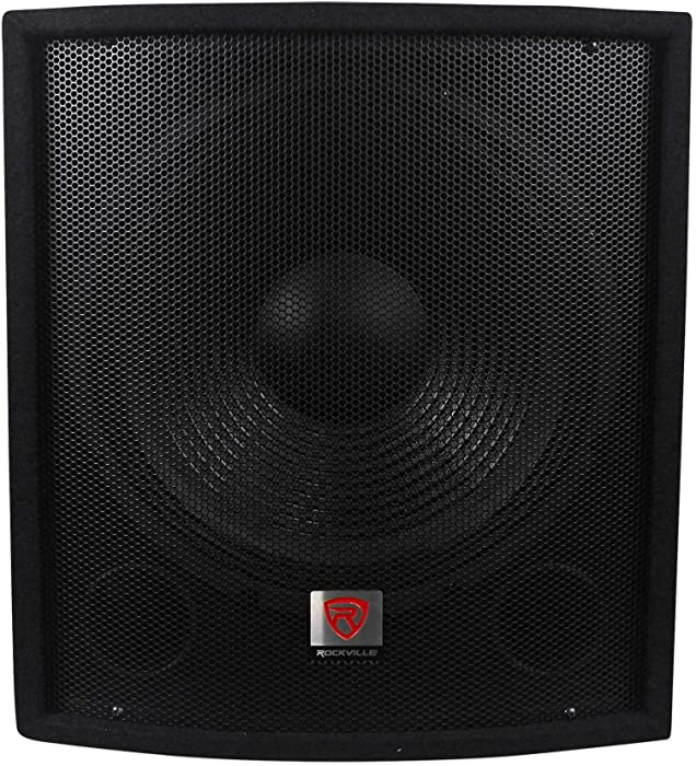 Top 10 Rockville Home Subwoofer