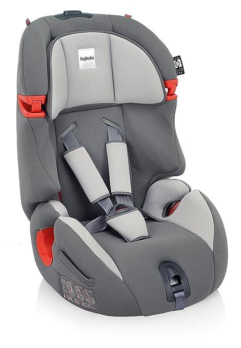 34 opinioni per Inglesina AV96E0GRY- Seggiolino Auto Prime Miglia, colore: grey, Gruppo 1/2/3