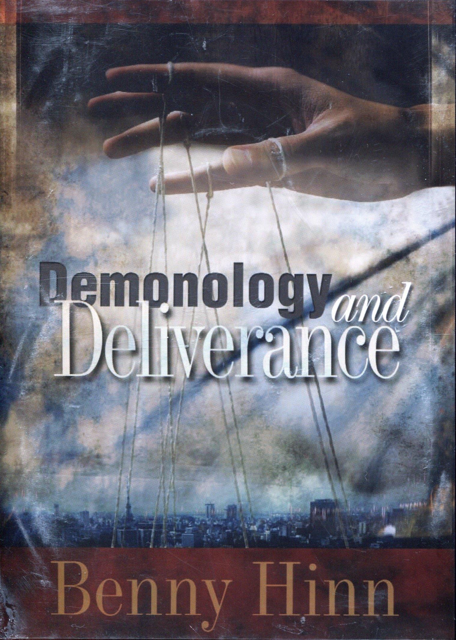 Demonology and Deliverance By Benny Hinn (3 Cd Set): Benny