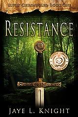 Resistance (Ilyon Chronicles Book 1) Kindle Edition