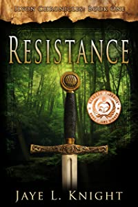 Resistance (Ilyon Chronicles Book 1)