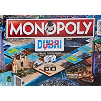 Monopoly Dubai Official Edition 1 Dubai Game Range   Iconic Mr Monopoly Creation for UAE
