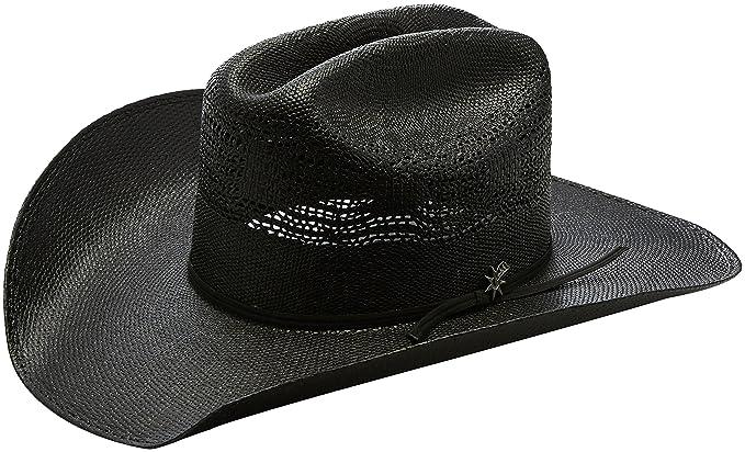cd1aea46b1a82 Bailey Western Men s Desert Night Western Cowboy Hat  Amazon.in ...