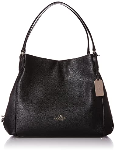 COACH Women's Refined Pebble L...
