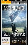 Legacy Fleet: Ascendance (Kindle Worlds) (The Interstellar Life of Pigeon Book 1)