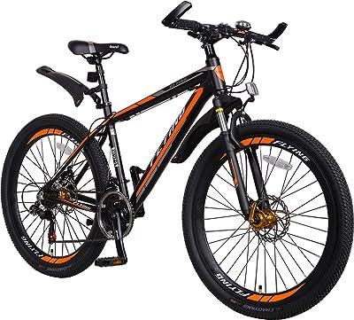 Flying Mountain Bike